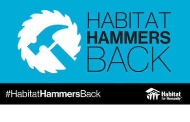 habitat hammers back logo