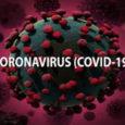 Coronavirus mockup image. looks menacing