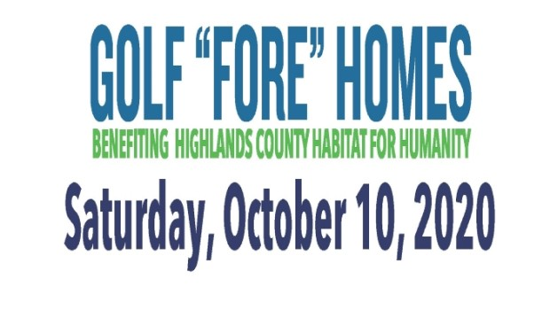 Golf Fore Homes Charity